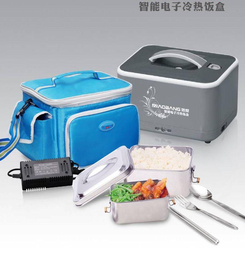 智能电子冷热饭盒