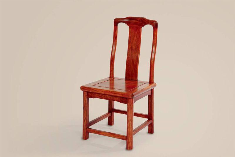 红木靠背椅 红木小椅子 儿童椅  红木家具居家必威体育首页